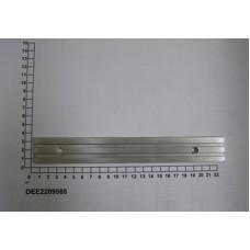 Накладка гребенки эскалатора / траволатора KONE RTV-B-GD-ALSI12 алюминий