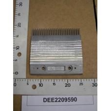 Гребенка эскалатора / траволатора Kone -GD-ALSI12  RTV-C центр