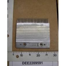 Гребенка эскалатора / траволатора Kone -GD-ALSI12  RTV-C правая