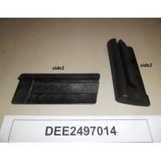 Отбойник (дефлектор) нижней входной площадки траволатора KONE ECO3000 левый