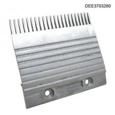 Гребенка эскалатора Kone ECO3000 -GD-ALSI12 тип C средняя