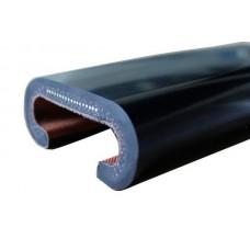 Поручень резиновый T100 черный для эскалаторов KONE ECO3000, FUJITEC, Hitachi
