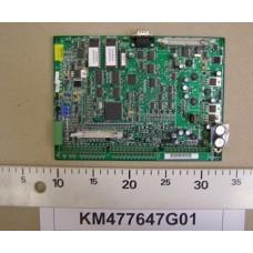 Плата управлением движения модуля привода V3F20/TMS600 (V3F10/16S/20)