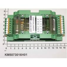 Блок управления ( модуль) тормоза эскалатора Kone ECO 501/207V EBM