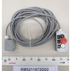 Пульт ревизии эскалатора Kone ECO3000 с кабелем 8 м
