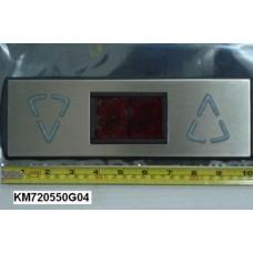 7-ми сегментный индикатор местонахождения лифта KONE