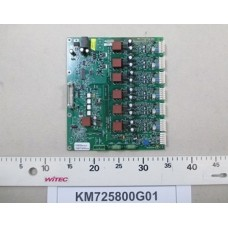 Плата INBH частотного преобразователя V3F25