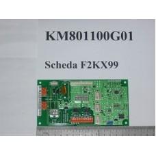Электронная плата кабины F2KX99 (F2K в KNX99 адаптер)