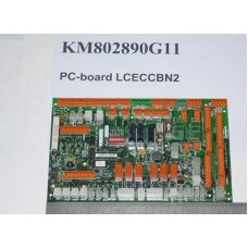 Электронная плата контроллера кабины LCECCBN2, REV. 1.1, KONE MONOSPACE